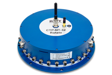 CTP-NT32-Rotate 32 channel telemetry for rotating applications
