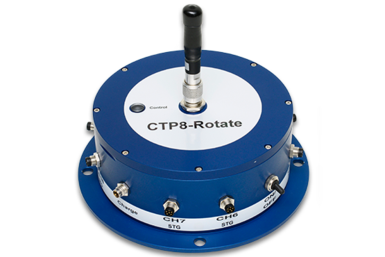 CTP4/8-Rotate for high dynamic measurement