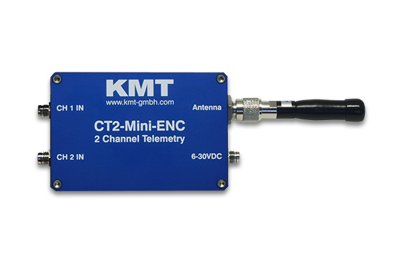 CT2-Mini 2-channel telemetry system