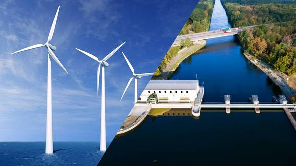 Telemetry Application Windenergy Waterpower